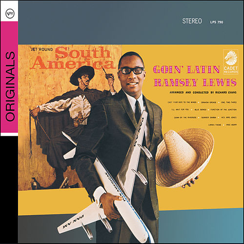 Goin' Latin by Ramsey Lewis