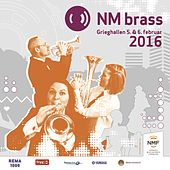 NM Brass 2016 - 4. divisjon by Various Artists