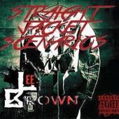 Straight Jacket Scenarios by Lee Brown
