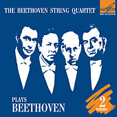 Beethoven Quartet Plays Beethoven, Vol. 2 by The Beethoven Quartet