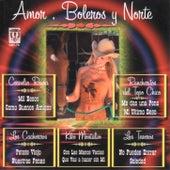 Amor, Boleros y Norte by Various Artists