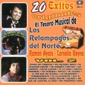 El Tesoro Musical De Los Relampagos Del Norte, Vol. 2 by Los Relampagos Del Norte