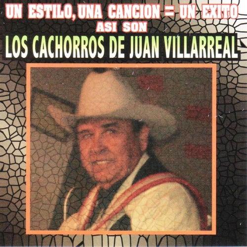 Un Estilo, Una Cancion = Un Exito by Los Cachorros de Juan Villarreal