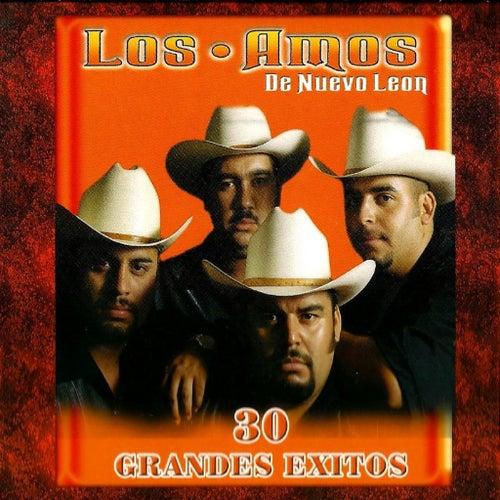 30 Grandes Exitos by Los Amos De Nuevo Leon