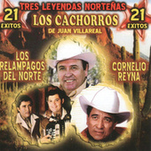 Tres Leyendas Nortenas - 21 Exitos by Various Artists