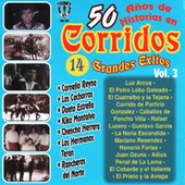 50 Anos De Historias En Corridos, Vol. 3 by Various Artists