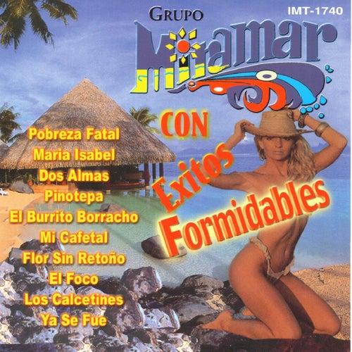 Exitos Formidables by Grupo Miramar