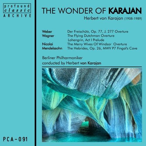 The Wonder of Karajan by Berliner Philharmoniker