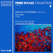 Pierre Boulez Collection, Vol. 8 by Soloists and Domaine Musical Ensemble