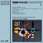 Pierre Boulez Collection, Vol. 1 by Pierre Boulez