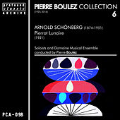 Pierre Boulez Collection, Vol. 6 by Soloists and Domaine Musical Ensemble