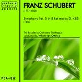 Schubert: Symphony No. 5 in B-Flat Major, D. 485 by The Hague Philharmonic