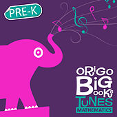 Origo Big Books Tunes: Mathematics Pre-K by Coles Whalen