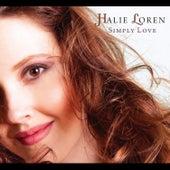 Simply Love by Halie Loren