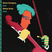 American Music for Cello by Steven Honigberg