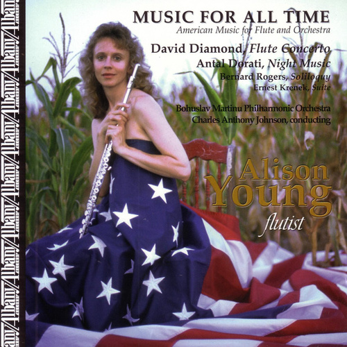 Music for All Time by Bohuslav Martinu Philahrmonic