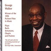 George Walker Plays Bach, Schumann by George Walker