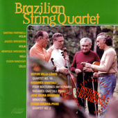 Brazilian String Quartet by Brazilian String Quartet