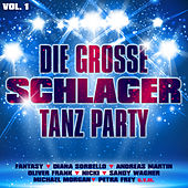 Die große Schlager Tanz Party, Vol. 1 by Various Artists