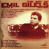 Art of Emil Gilels, Vol. 5 (Live) by Emil Gilels