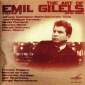 Art of Emil Gilels, Vol. 5 (Live) von Emil Gilels