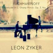 Rachmaninoff: Prelude in C-Sharp Minor, Op. 3, No. 2 by Leon Zyker
