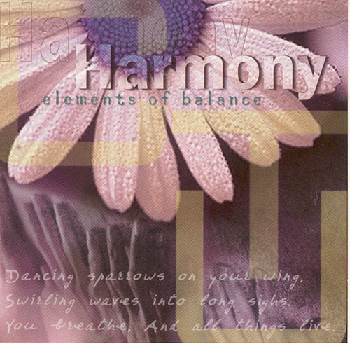 Harmony Elements Of Balance by Various Artists