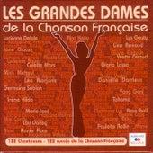 Les grandes dames de la chanson française by Various Artists