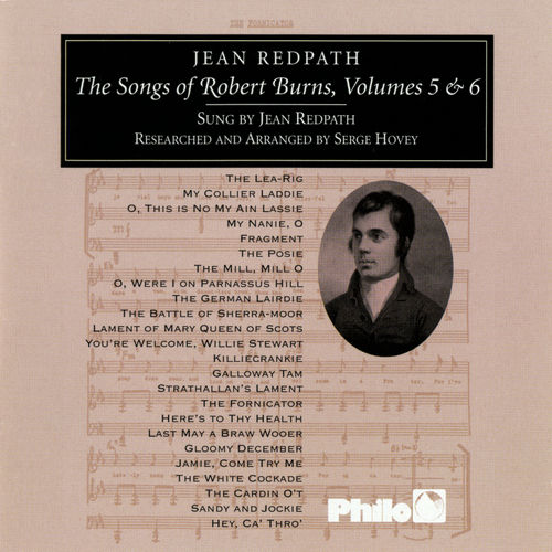 Songs Of Robert Burns Vols. 5 & 6 by Jean Redpath