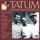 The Tatum Group Masterpieces, Vol. 5 by Art Tatum