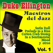 Maestros del Jazz Vol. I by Duke Ellington