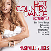 Hot Country Dance Instrumentals by The Nashville Voices
