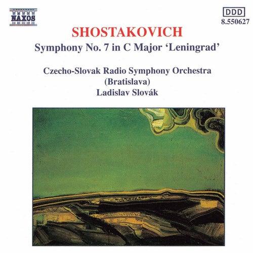 Symphony No. 7 in C Major 'Leningrad' by Dmitri Shostakovich