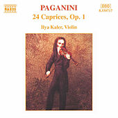 24 Caprices, Op.1 by Nicolo Paganini