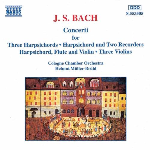 Multiple Concerti by Johann Sebastian Bach