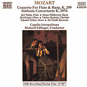 Concerto for Flute, Harp and Orchestra / Sinfonia Concertante by Wolfgang Amadeus Mozart