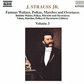 The Best of Johann Strauss Jr. Vol. 3 by Johann Strauss, Jr.