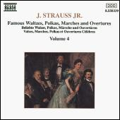 The Best of Johann Strauss Jr. Vol. 4 by Johann Strauss, Jr.