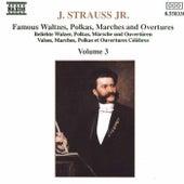 The Best of Johann Strauss Jr. Vol. 3 by Johann Strauss, Jr.
