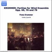 Partitas for Wind Ensemble, Vol. 3 by Michael Thompson Wind Quintet