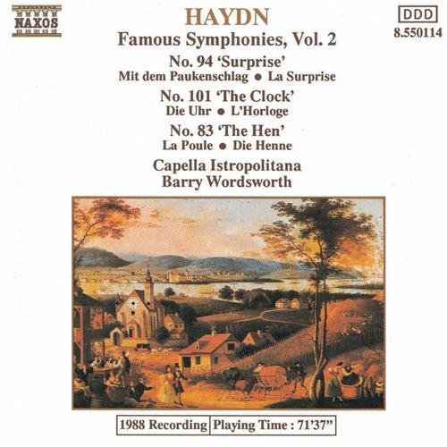 Symphonies Nos. 83, 94 & 101 by Franz Joseph Haydn