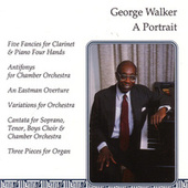 George Walker, A Portrait by Various Artists