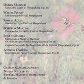 Milhaud/Piston/Adler/Martinu/Rubbra/Dvorak by Various Artists