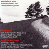 Music of Marion Bauer & Ruth Crawford Seeger by Various Artists