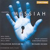 HANDEL: Messiah by Bryn Terfel