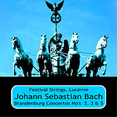 Bach: Brandenburg Concertos No.  2, No. 3 & No. 5 by Various Artists