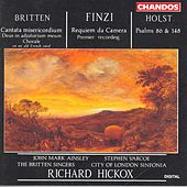 BRITTEN / FINZI / HOLST: Sacred Works by Various Artists