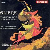 GLIERE: Symphony No. 3 by Edward Downes