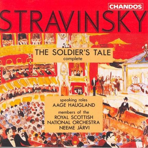 STRAVINSKY: Histoire du Soldat by Aage Haugland