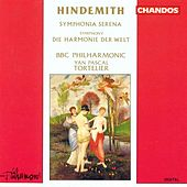 HINDEMITH: Symphonia serena / Die Harmonie der Welt by Various Artists
